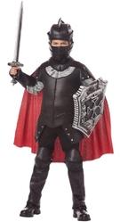 Рыцари - Костюм черного рыцаря детский