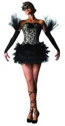 Восточные танцовщицы - Костюм Черной Балерины
