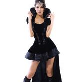Страшные и Ужасные - Костюм черной королевы