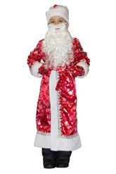 Дед Мороз - Костюм Дед Мороза красный