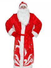 Дед Мороз - Костюм Деда Мороза для взрослых