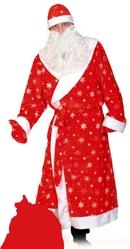 Дед Мороз - Костюм Деда Мороза в звездах