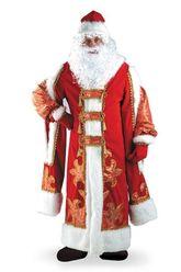 Большие размеры - Костюм Деда Мороза VIP