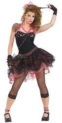 Восточные танцовщицы - Костюм девушки 80-х годов