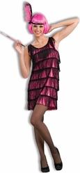 Ретро-костюмы 20-х годов - Костюм девушки джаз