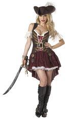 Пиратки - Костюм девушки-головореза