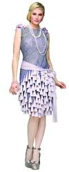 Ретро-костюмы 60-х годов - Костюм Девушки из Великого Гэтсби