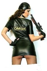 Полицейские и Грабители - Костюм девушки-омоновца