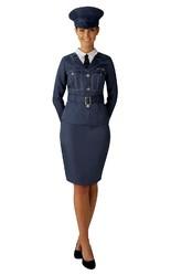 Стюардессы и Капитаны - Костюм девушки ВВС