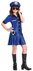 Полицейские и копы - Костюм для девочки Шеф полиции