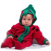 Фрукты и ягоды - Костюм для малышей Клубничка
