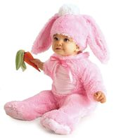 Зайчики и Кролики - Костюм драгоценного розового кролика