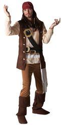 Пираты и разбойники - Костюм Джека Воробья