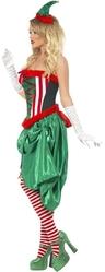 Ретро-костюмы 80-х годов - Костюм эльфа бурлеск