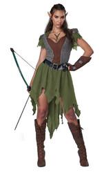 Эльфы - Костюм эльфийского лучника