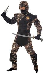Исторические костюмы - Костюм элитного ниндзя