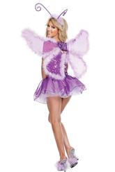 Бабочки и Пчелки - Костюм Фиолетовой бабочки