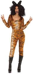 Леопарды и тигры - Костюм Гламурной Тигрицы