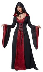 Вампиры и Дракулы - Костюм Готичной Дамы