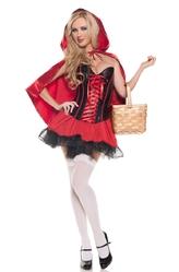 Красные шапочки - Костюм Храброй Красной шапочки