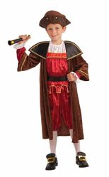 Знаменитости - Костюм Христофора Колумба