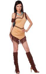 Ковбои и Индейцы - Костюм индейской красотки