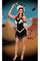 Ковбои и Индейцы - Костюм Индианки из племени Апачи