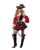 Пиратки - Костюм испанской пиратки