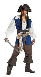 Пираты и разбойники - Костюм Капитана Джека Воробья