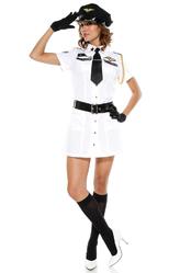 День Военно-воздушных сил - Костюм Капитанши Авиалайнера