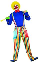 Клоуны - Костюм Карнавального клоуна
