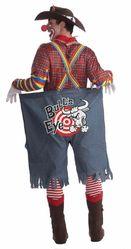 Ковбои и индейцы - Костюм клоуна из родео
