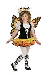 Колдуны и колдуньи - Костюм королевской бабочки детский