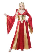 Королевы и Принцессы - Костюм королевы Средневековья