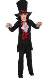 Вампиры и Дракулы - Костюм Короля Вампиров для детей