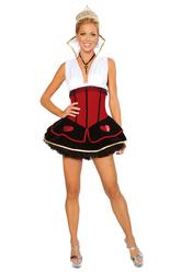 Алисы и Белоснежки - Костюм Красной королевы из Алисы в Стране Чудес