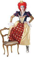 Алисы и Белоснежки - Костюм красной королевы