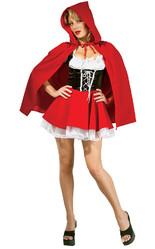 Женские костюмы - Костюм красной шапки