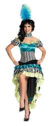 Восточные танцовщицы - Костюм красотки Канкана