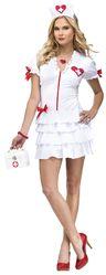 Медсестры - Костюм красотки медсестры
