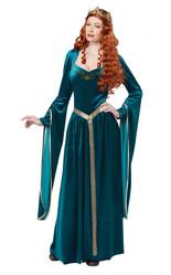 Королевы и Принцессы - Костюм Леди Гвиневры