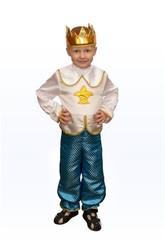 Цари - Костюм маленького Короля Эдварда