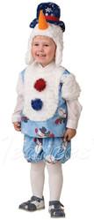 Снеговики - Костюм малыша-снеговика