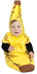 Фрукты и ягоды - Костюм малышей Банан