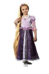 Принцессы - Костюм малышки Рапунцель
