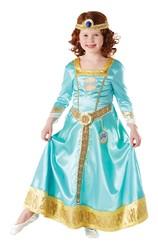 Принцессы - Костюм Мериды из Храбрая Сердцем