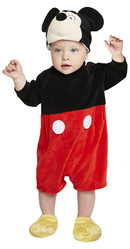 Микки и Минни Маус - Костюм Микки Мауса для малышей
