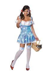 Волшебник Изумрудного города - Костюм милашки Дороти