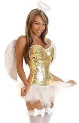 Ангелы и Феи - Костюм милого ангела