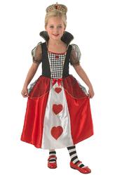 Сказочные герои - Костюм Маленькая Принцесса Черви
